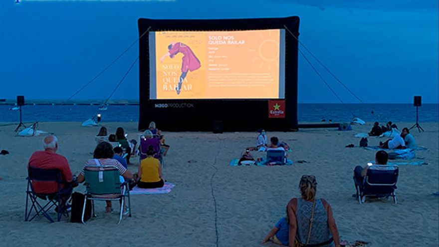 Cinema Lliure a la Platja Corpus Christi de Jan Komasa