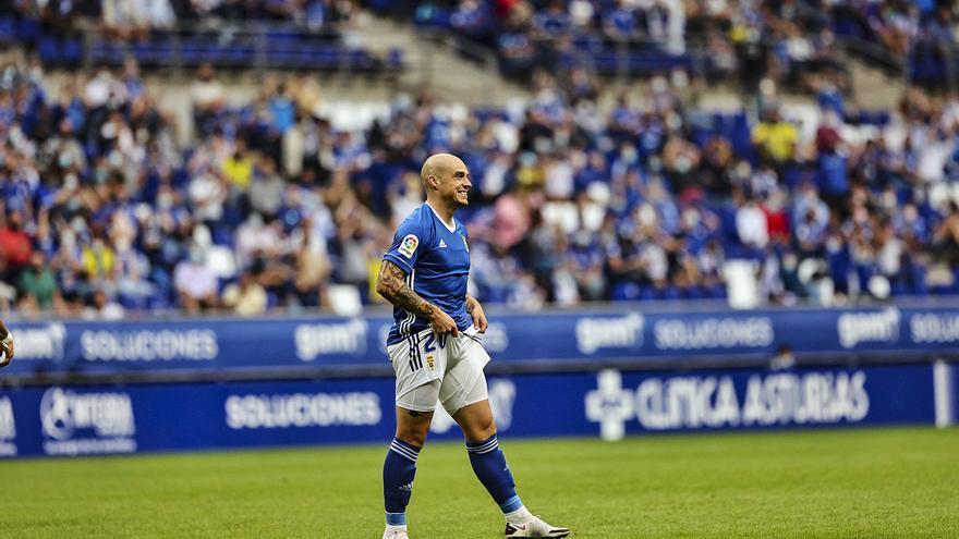 El Oviedo echa de menos el balón: el análisis del momento azul