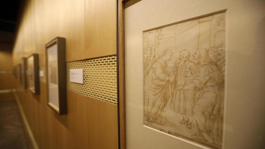 """El Museo de Bellas Artes acoge la exposición """"Dibujos"""" de Antonio García Reinoso"""