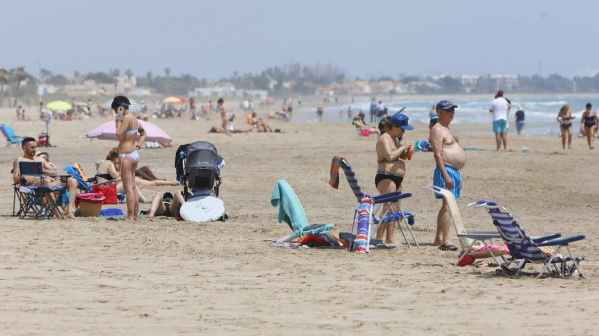 La Comunitat Valenciana contiene los contagios durante el fin de semana pese a la relajación de las medidas