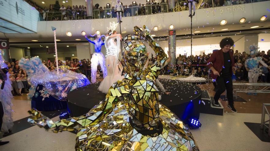 Marineda City sortea 10.000 euros en regalos esta Navidad