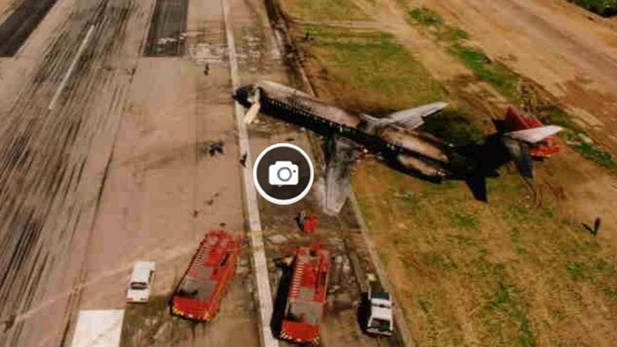 Accidente de avión en Vigo: el milagro que mejoró los aterrizajes