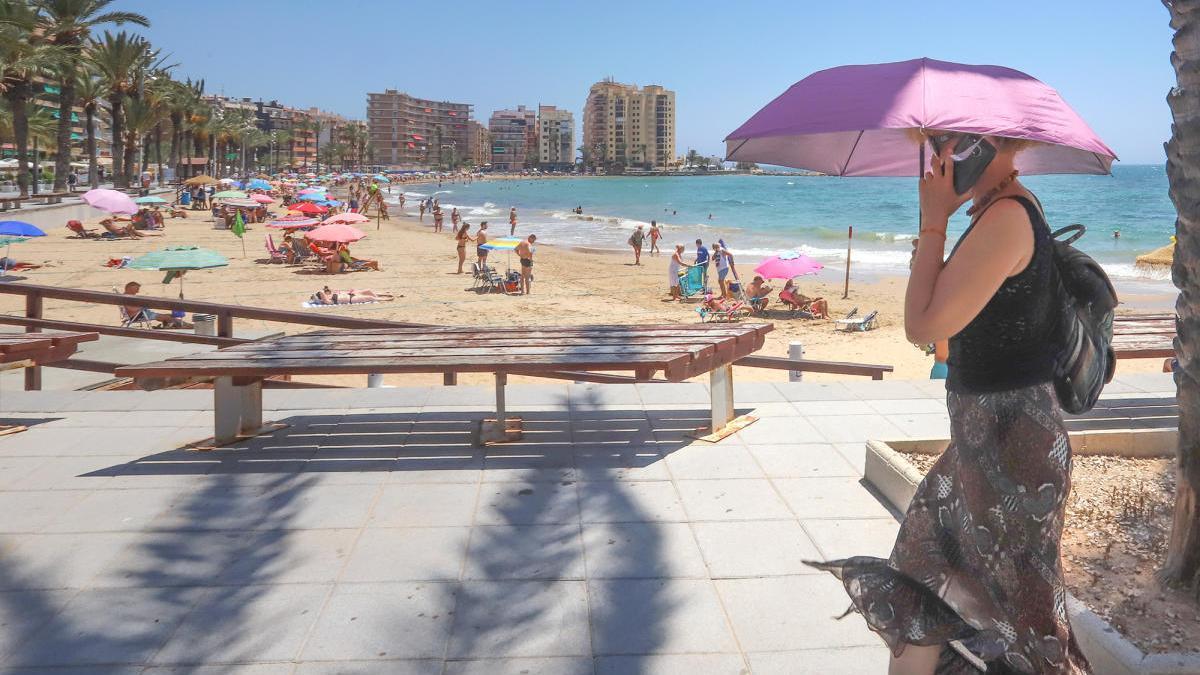 El tiempo en Alicante: la humedad dispara el bochorno y deja una noche tropical con 26 grados de mínima