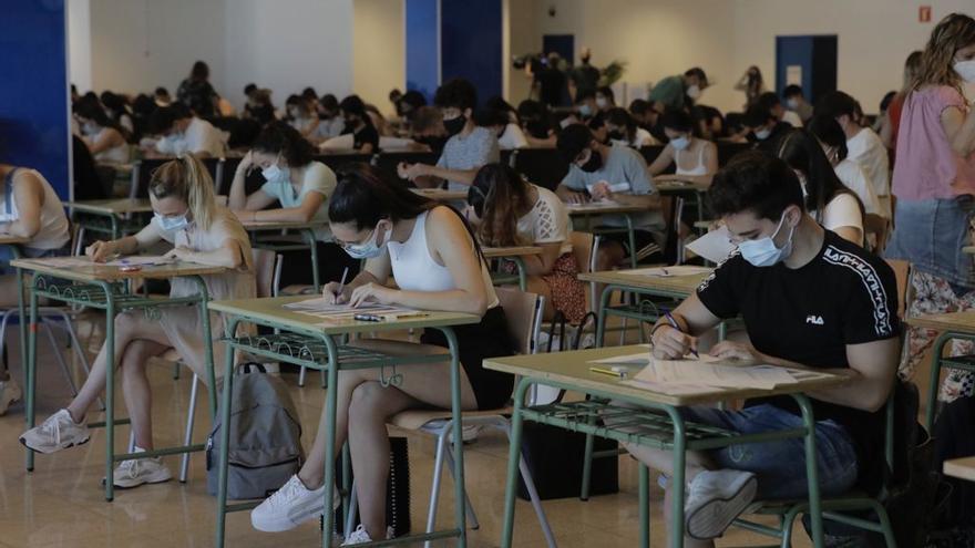 ¿Cuándo se publican las notas de la Selectividad 2021 en Baleares?
