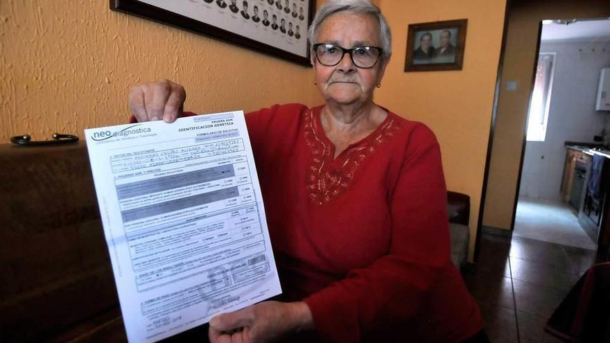"""Una mierense presenta la primera denuncia por """"bebés robados"""" en Murias"""