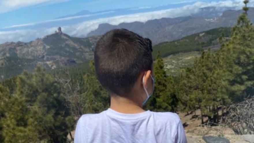 'Un donante para Aitor' busca una médula gemela para salvar a un niño grancanario de 7 años