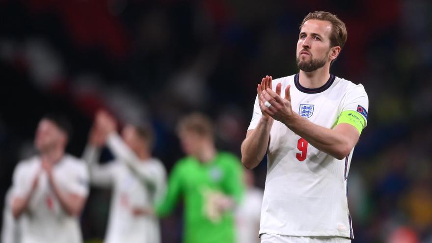 Kane aprieta para salir del Tottenham