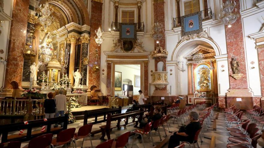 Delegación de Gobierno no ve indicios para sancionar a la Basílica por mostrar a la Virgen