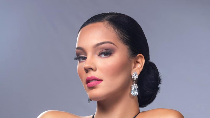 Yanira Morales, la tinerfeña que aspira a representar a España en Miss Universo