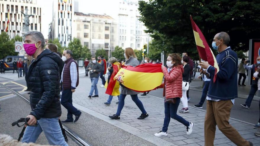 Cacerolada contra el Gobierno en Zaragoza