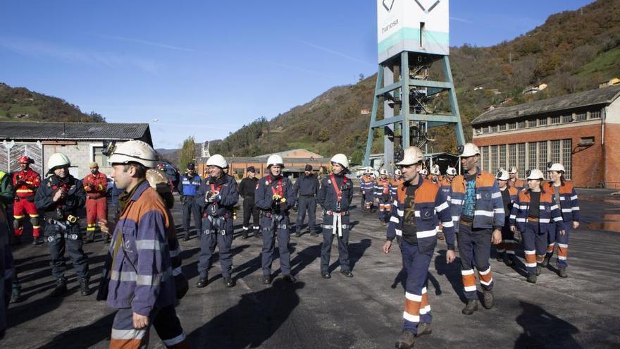 """El SOMA reclama la """"reinserción laboral"""" de los excedentes mineros"""