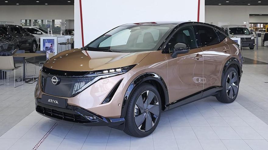 Descubre en primicia las cinco claves del nuevo Nissan Ariya