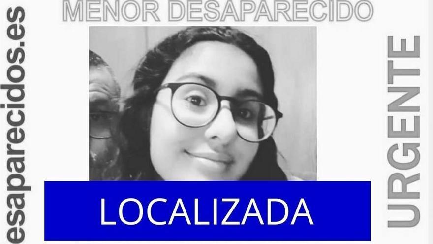 Localizan a la menor de 14 años desaparecida este lunes en Inca