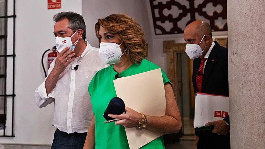Puig se aleja de Susana Díaz tras apoyarla en 2017 en su duelo con Sánchez