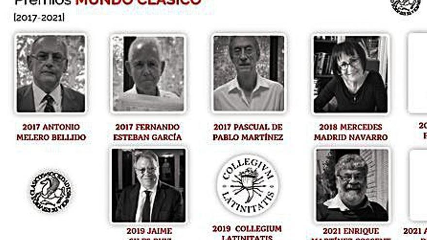 Premio «Mundo Clásico» a Sagunt y al impulsor de su Domus