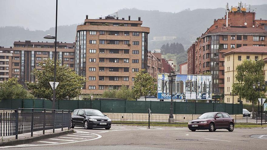 El Adif fracasa en la venta de la parcela de Vallobín y prepara ya otra subasta