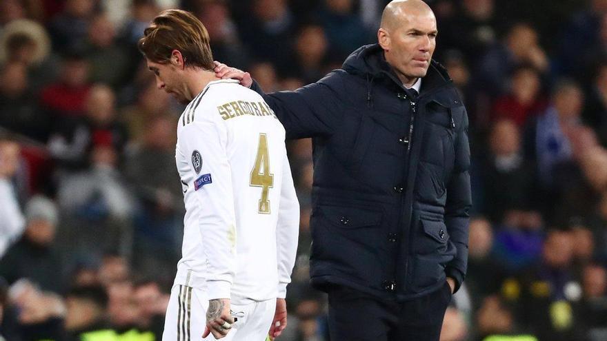 Terapia de choque de Zidane