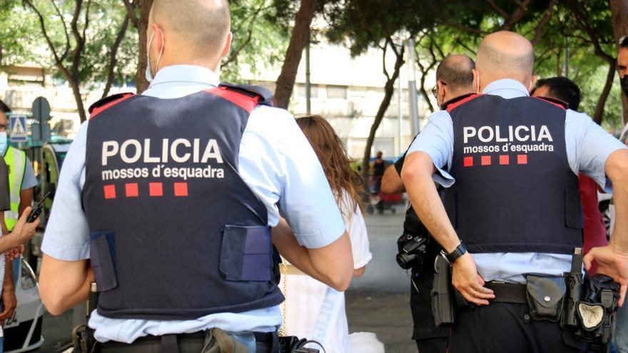 Dos detinguts per un intent d'homicidi en un càmping de Saldes
