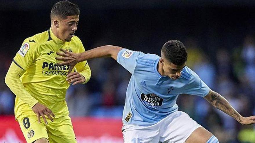 Fornals no podrá jugar contra el Barcelona