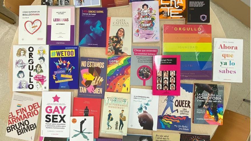 El juez permite que los libros LGTBI se pongan a disposición del alumnado en Castelló