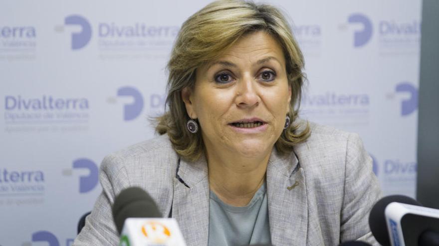 La exgerente de Divalterra pide declarar por la contratación de cargos del PSPV y Compromís