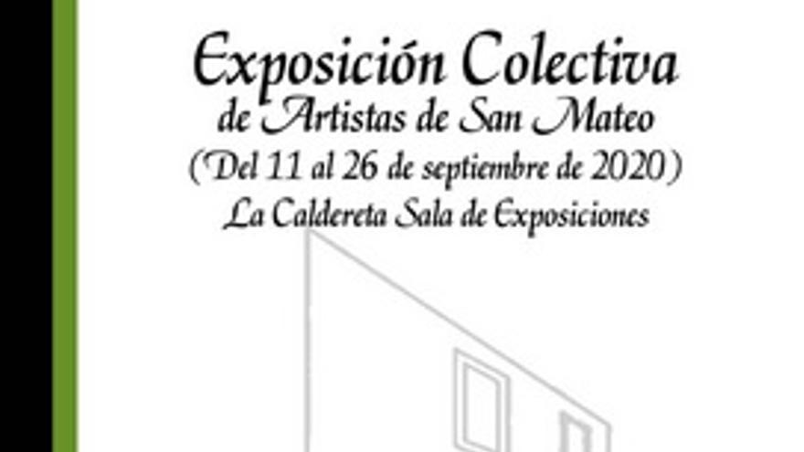 Exposición Colectiva de Artistas de San Mateo