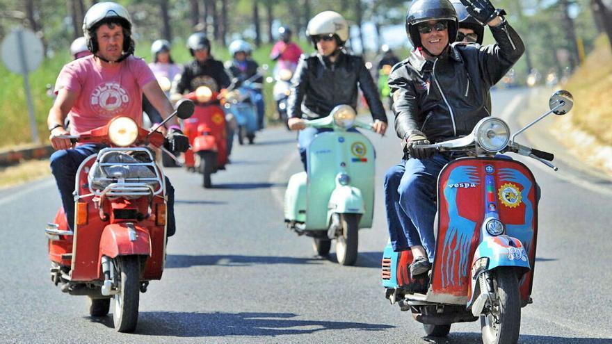 Na xeira dos 'scooter'