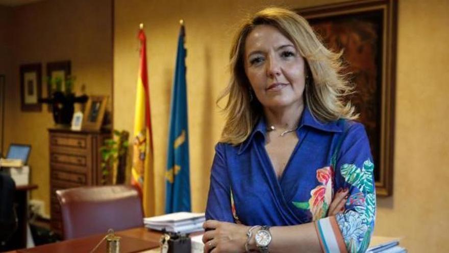 Teresa Mallada será nombrada presidenta del PP de Asturias