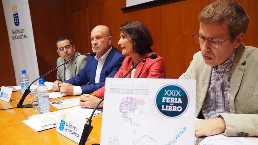La 29ª Feria del Libro de Las Palmas despliega su programación más regional