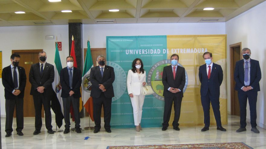El nuevo presidente del Consejo Social de la UEx mejorará la conexión entre universidad y empresas