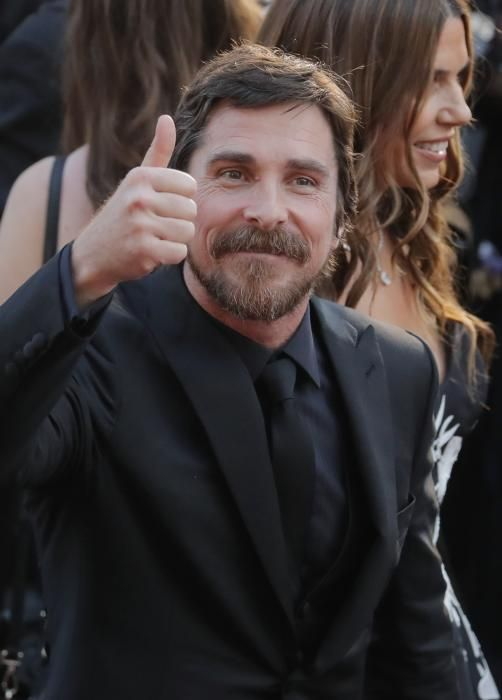 El actor Christian Bale.