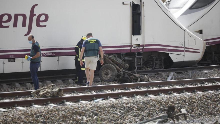 VÍDEO | Vuelve a ver el directo del escenario del accidente ferroviario en La Hiniesta