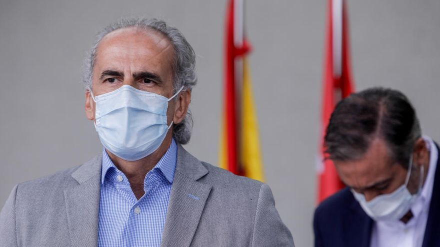 El hospital de pandemias de Madrid abrirá en noviembre
