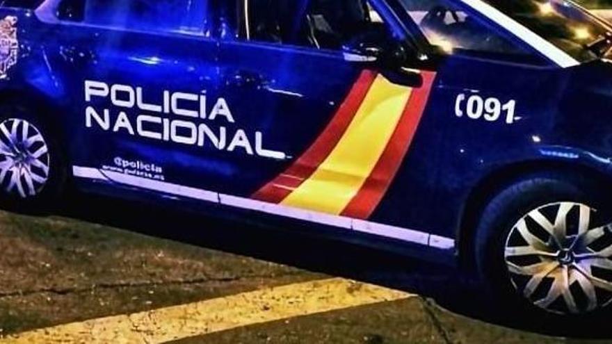 Un herido por dos disparos de bala en la cara en Marbella