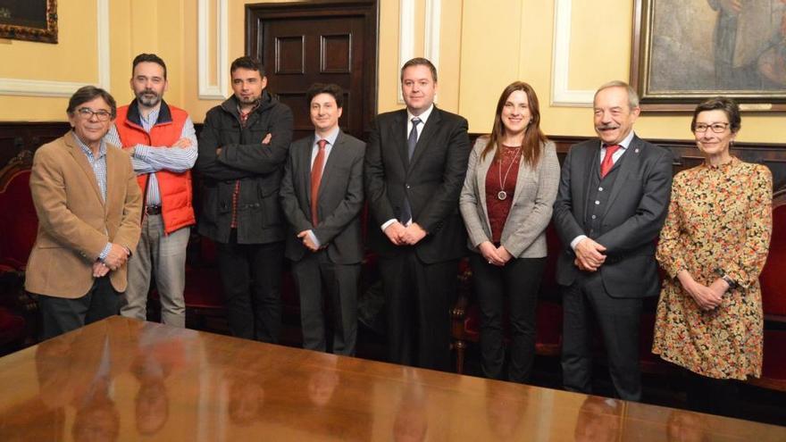 El Ayuntamiento de Oviedo incorpora tres nuevos técnicos de administración
