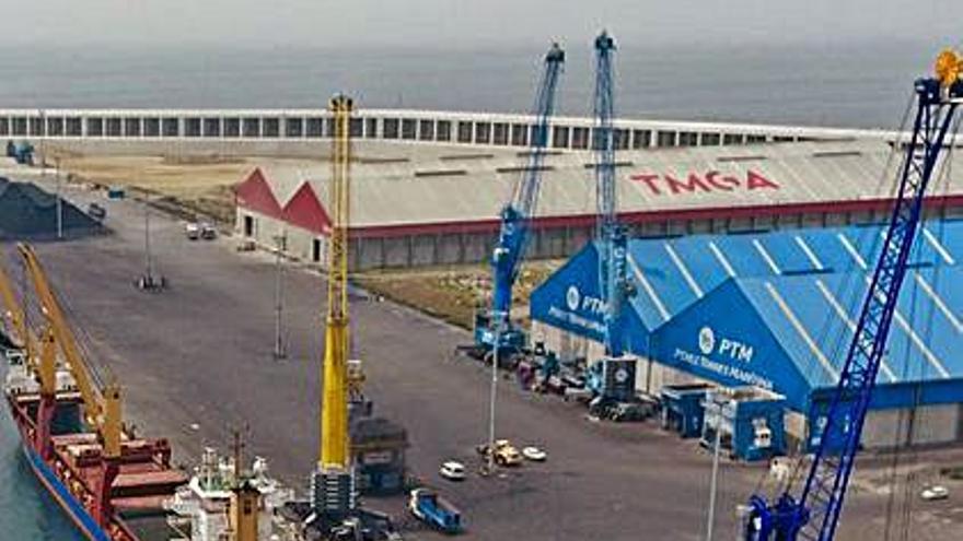 El consejo del Puerto aprueba hoy el proyecto y el convenio del tren a Langosteira