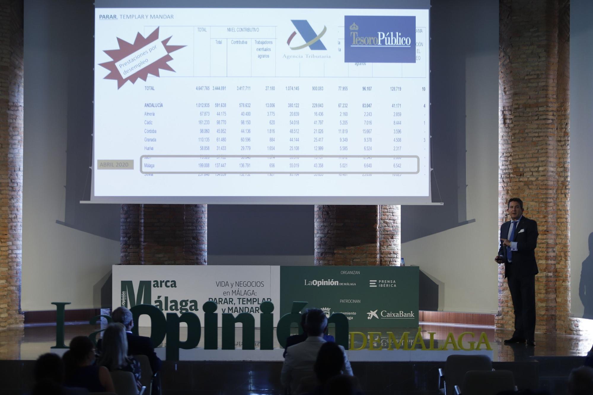 Celebración del evento Marca Málaga