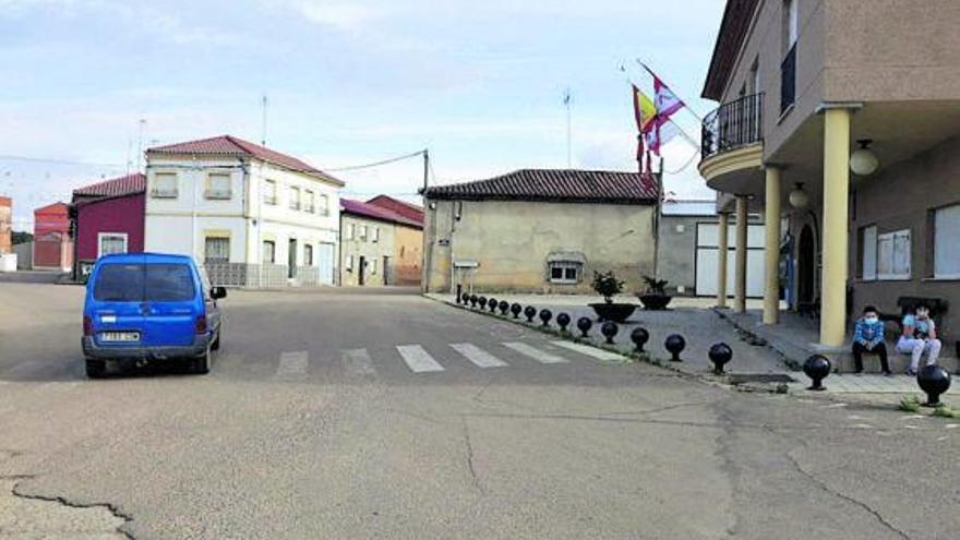 Un caso importado de Zaragoza, el origen del brote de COVID-19 en Manganeses de la Polvorosa