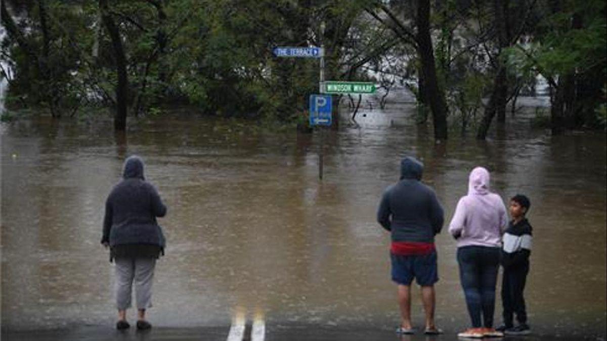 Australia se enfrenta a las peores inundaciones en 60 años