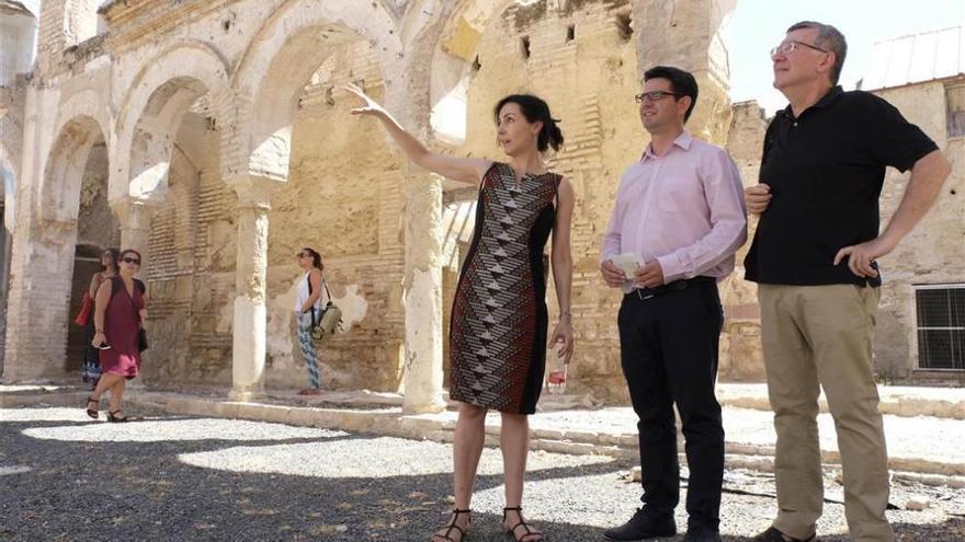 IU acusa a Albás de no haber pedido una prórroga del plan turístico a la Junta por motivos partidistas