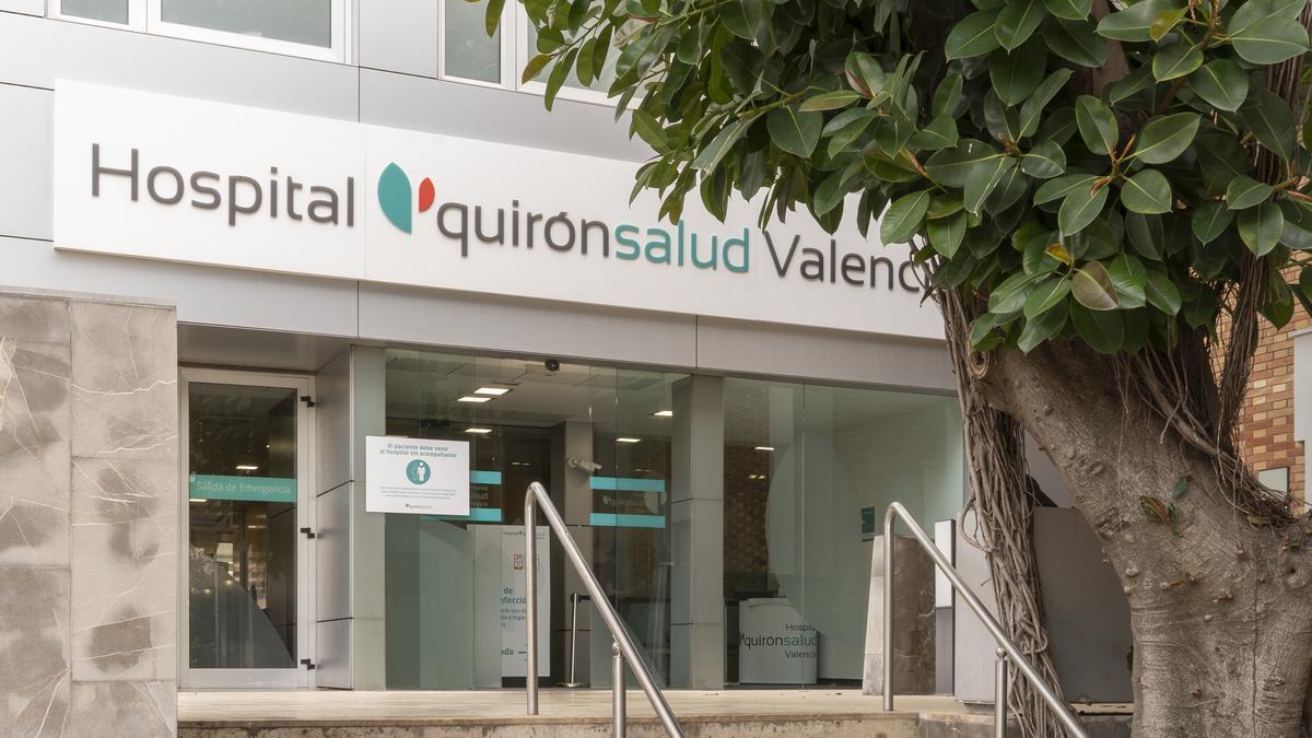 Quirónsalud vuelve a reiterar su liderazgo en la sanidad privada de España.