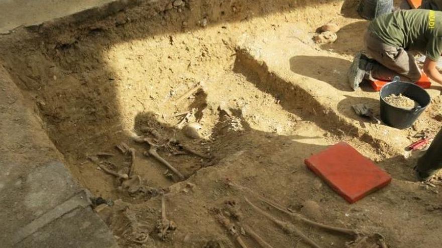 Exhumierung von Franco-Opfern auf Mallorca geht in die dritte Phase