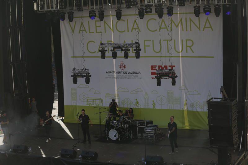 València celebra la Semana de la Movilidad
