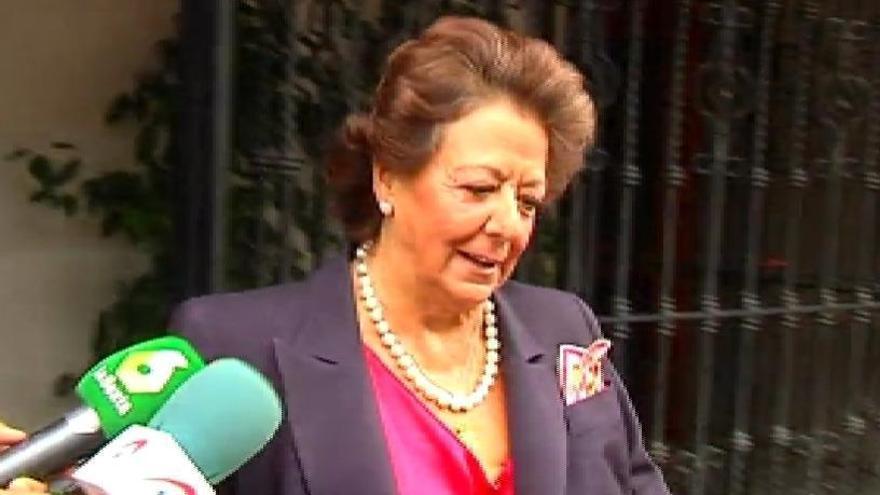 Mor Rita Barberá després de patir un infart en un hotel de Madrid