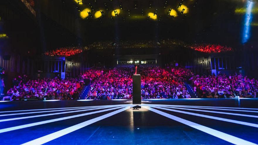 La final nacional de 'League of Legends' se disputa en Tenerife