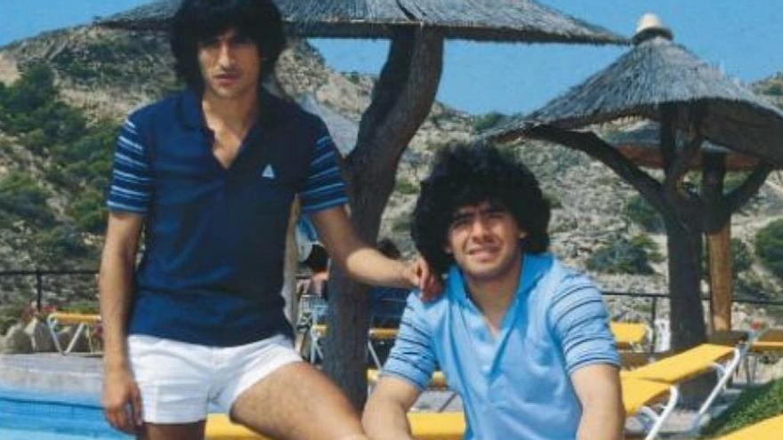 Maradona: Ascenso y caída del mito en Alicante