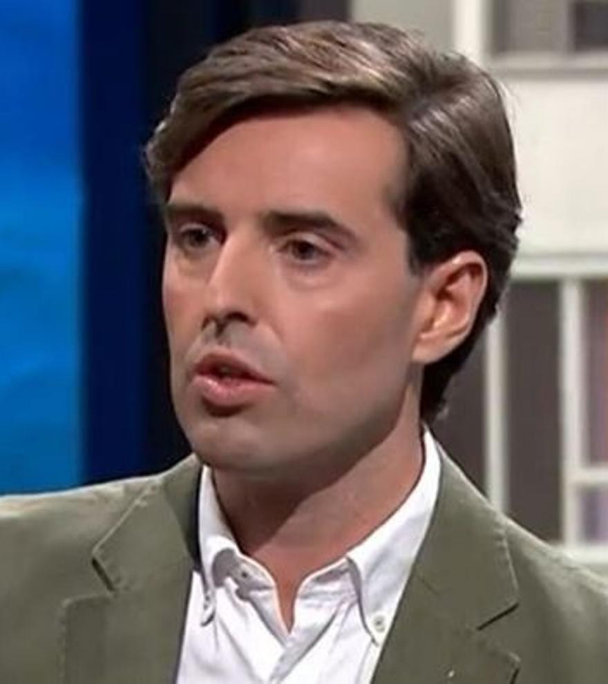 """Montesinos, vicesecretario de Comunicación del PP, a favor de los cambios en Telemadrid: """"Tenían que hacerse"""""""