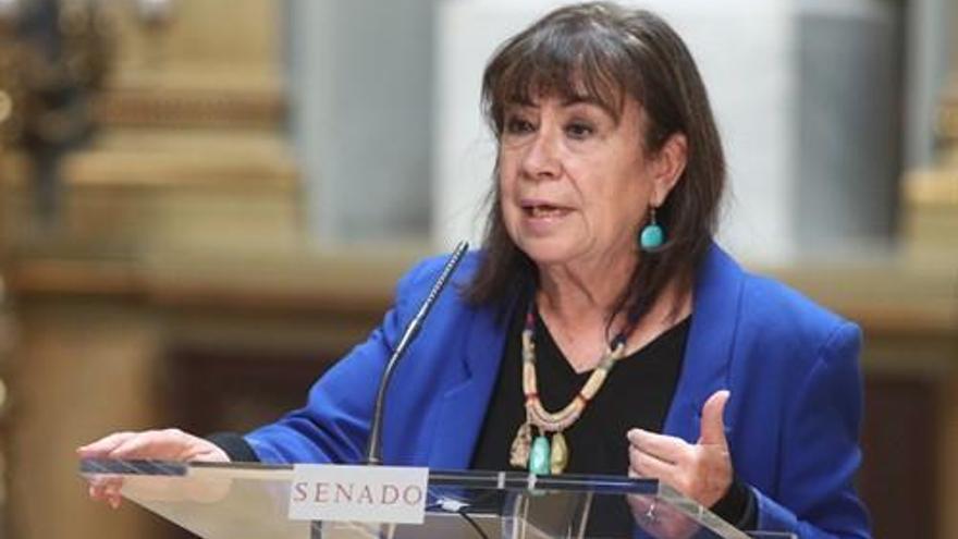 """Narbona asegura que el PSOE comparte """"lo fundamental"""" de los mensajes del Rey durante su discurso navideño"""