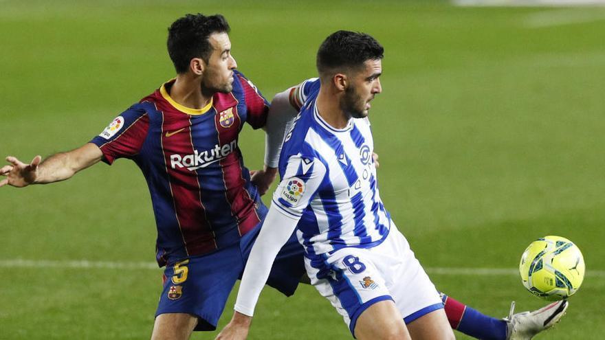 Reial Societat i Atlético seran els rivals del Barça a les dues Supercopes de futbol