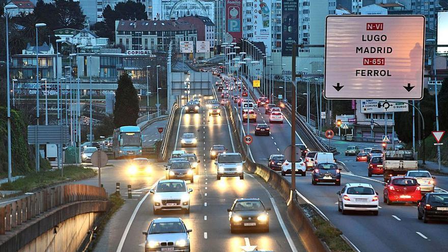 Transportes prepara el proyecto del puente de A Pasaxe para exponerlo al público